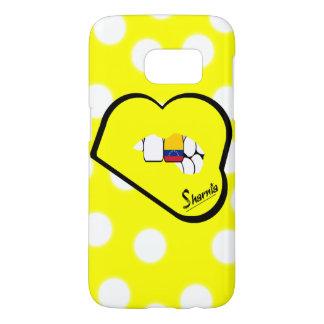 Sharnia's Lips Venezuela Mobile Phone Case Yl Lp