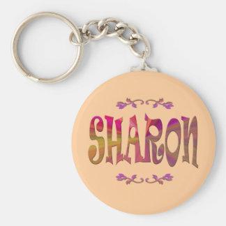 Sharon Keychain
