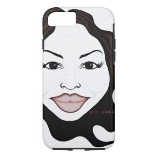 Sharon Musgrave Get Down Wit Cha iPhone 7 cover