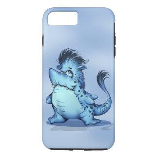 SHARP ALIEN CARTOON Apple iPhone 7 Plus  TOUGH iPhone 8 Plus/7 Plus Case