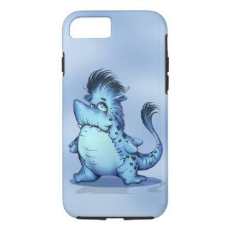 SHARP ALIEN CARTOON Apple iPhone 7  TOUGH iPhone 7 Case
