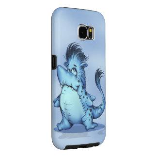 SHARP ALIEN CARTOON Case-Mate Tough Samsung Galaxy