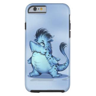 SHARP ALIEN CARTOON iPhone 6/6s  TOUGH Tough iPhone 6 Case