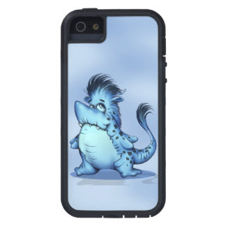 SHARP ALIEN CARTOON iPhone SE + iPhone 5/5S  TX iPhone 5 Cover