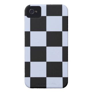 Sharp checkerboard Case-Mate iPhone 4 case