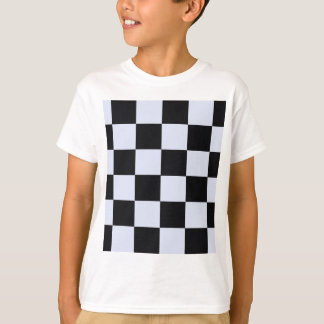 Sharp checkerboard T-Shirt
