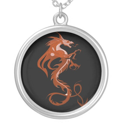 Sharp Dragon Necklaces