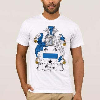 Sharp Family Crest T-Shirt