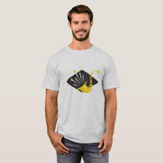 Sharp Jazz Saxophone Graphic T-Shirt