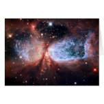 Sharpless 2-106 Nebula Stars Space Cards