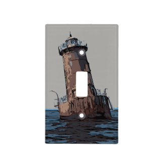 SHARPS ISLAND LIGHT LIGHT SWITCH COVER