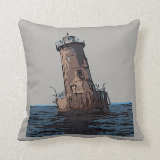 SHARPS ISLAND LIGHT THROW PILLOW