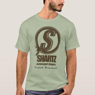 SHARTZ Motorsports Diapers T-Shirt