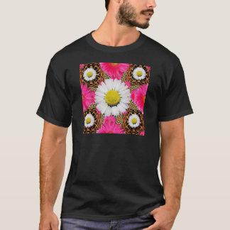 Shasta Daisy & Pink Gerbera Gifts T-Shirt
