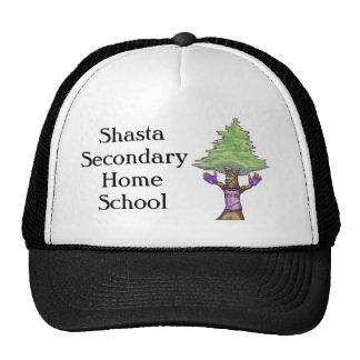 Shasta Secondary Home School Cap Trucker Hats