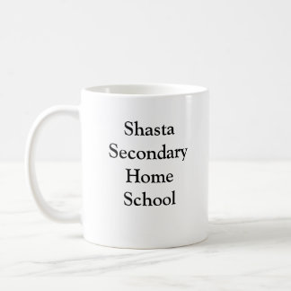 Shasta Secondary Home School Mug