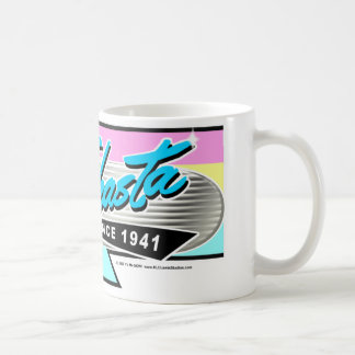 Shasta Z Stripe Coffee Mug