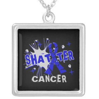Shatter Anal Cancer Custom Necklace