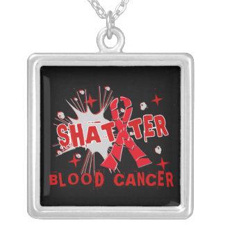 Shatter Blood Cancer Pendant