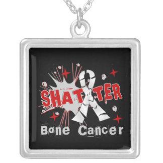 Shatter Bone Cancer Custom Necklace