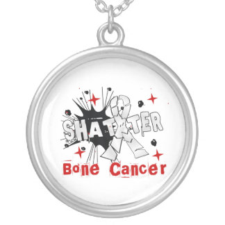 Shatter Bone Cancer Pendants