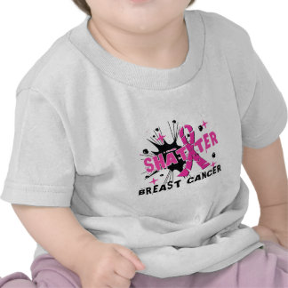 Shatter Breast Cancer T Shirts