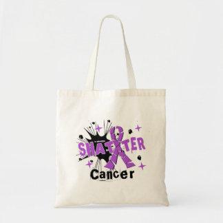 Shatter Cancer Tote Bag