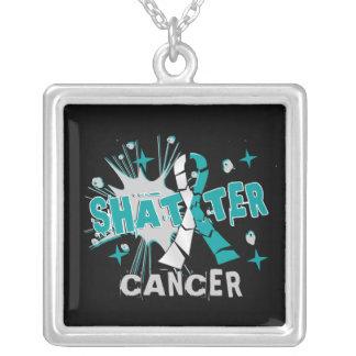 Shatter Cervical Cancer Custom Necklace