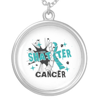 Shatter Cervical Cancer Custom Jewelry
