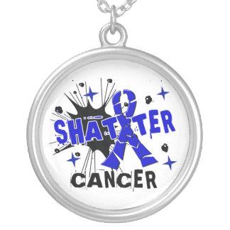 Shatter Rectal Cancer Necklaces