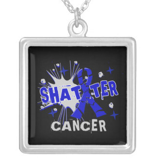 Shatter Rectal Cancer Jewelry