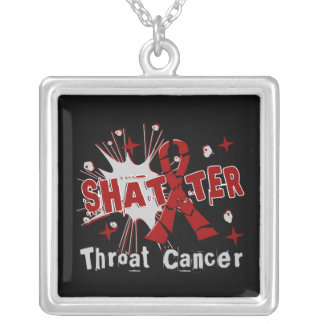 Shatter Throat Cancer Jewelry
