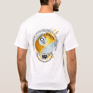 Shattered 9 Ball T-Shirt