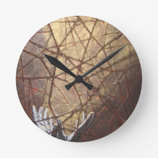 Shattered Glass and Sunlight Clock