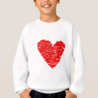 Shattered Heart Sweatshirt