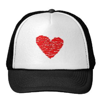 Shattered Heart Trucker Hat