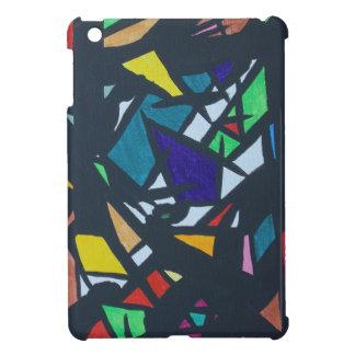 Shattered iPad Mini Cases