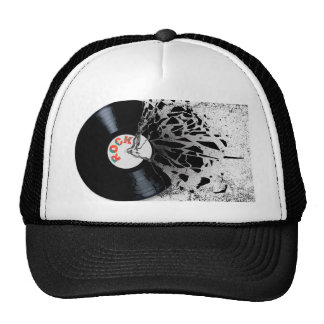 Shattered Record Trucker Hat