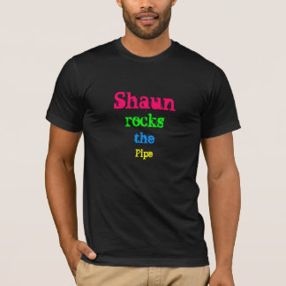 Shaun rocks T-Shirt