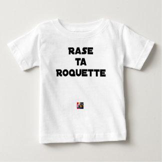 SHAVE MT ROCKET - Word games - François Ville Baby T-Shirt