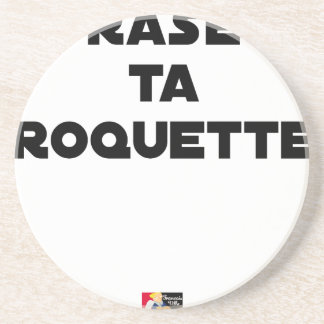 SHAVE MT ROCKET - Word games - François Ville Coaster