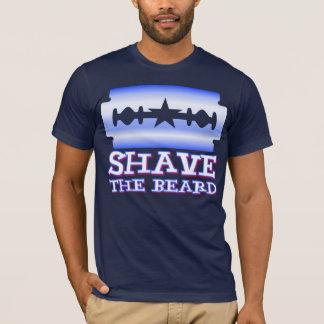 Shave The Beard - Texas Rangers T-Shirt