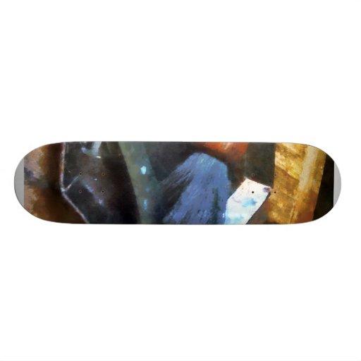 Shaving Kit Skate Board