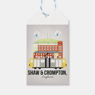 Shaw and Crompton Gift Tags