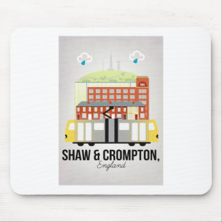 Shaw and Crompton Mouse Pad