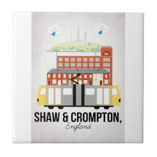 Shaw and Crompton Tile