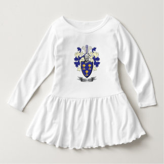 Shaw Family Crest Coat of Arms Dress