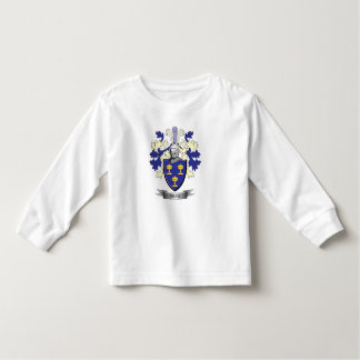 Shaw Family Crest Coat of Arms Toddler T-shirt