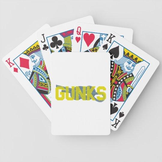 Shawagunks Climbing Bicycle Playing Cards