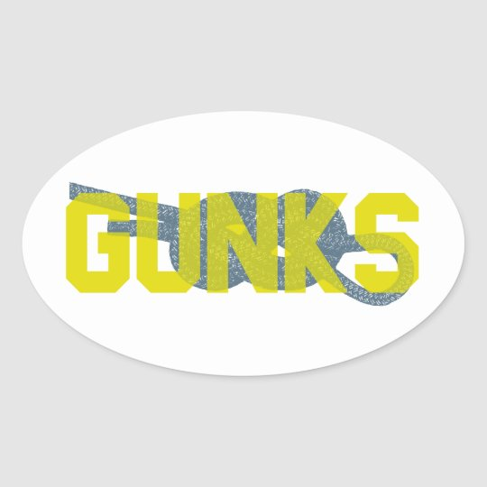 Shawagunks Climbing Oval Sticker